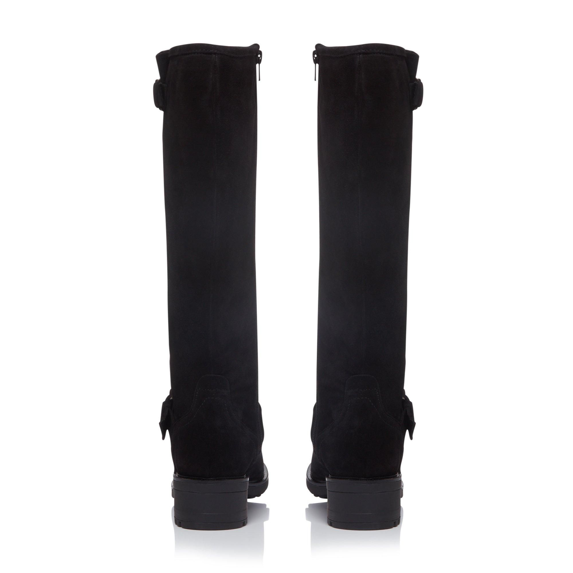 Bertie Ladies TRUST Cleated Knee High Boots