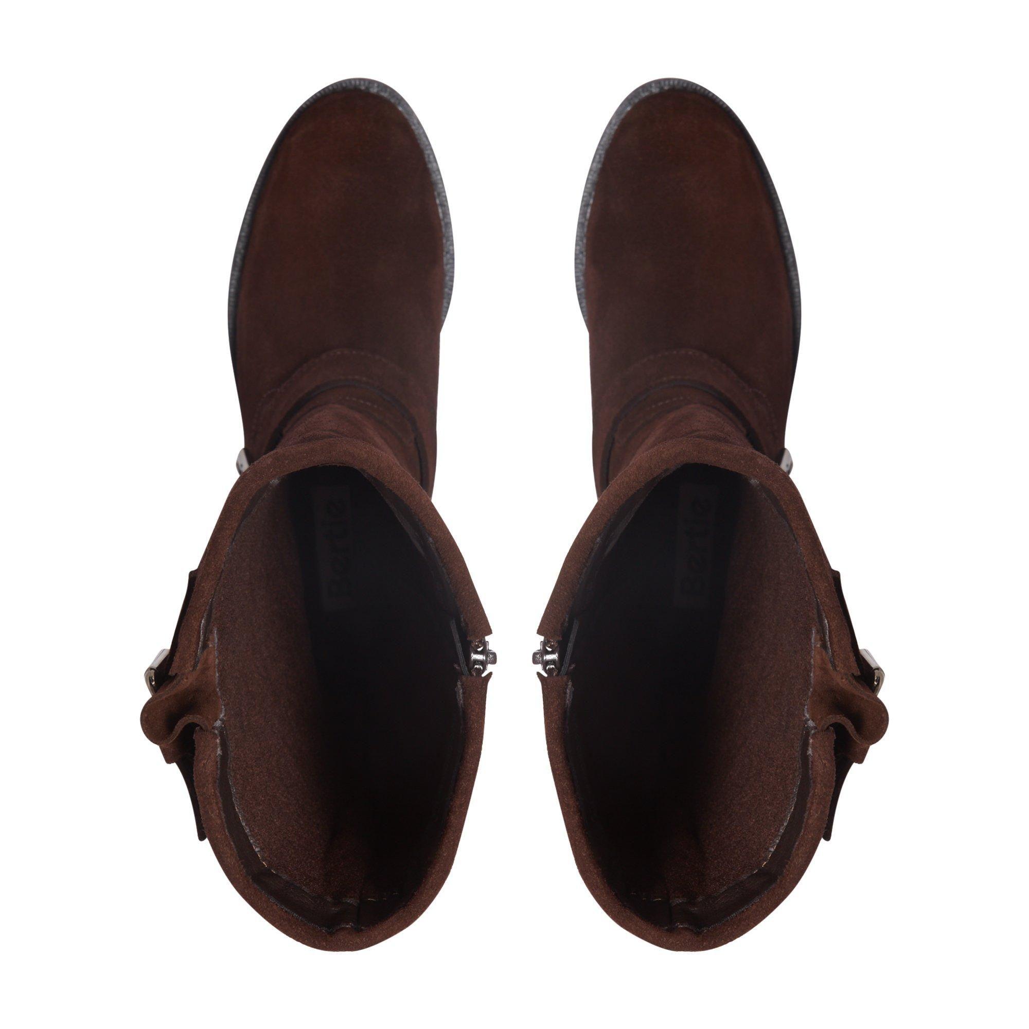 Bertie Ladies TRUST Cleated Knee High Boots