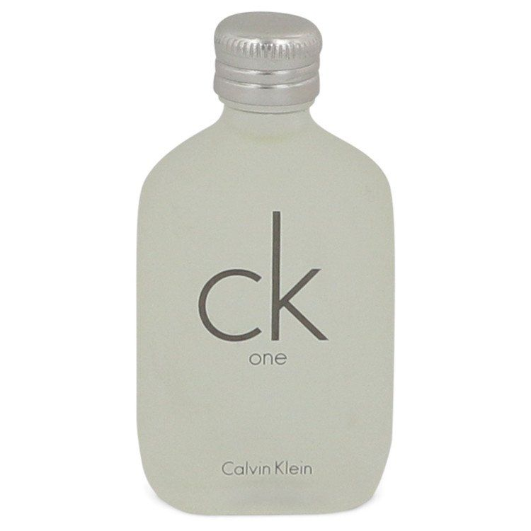Ck One Eau De Toilette Spray (Unisex) By Calvin Klein 15 ml