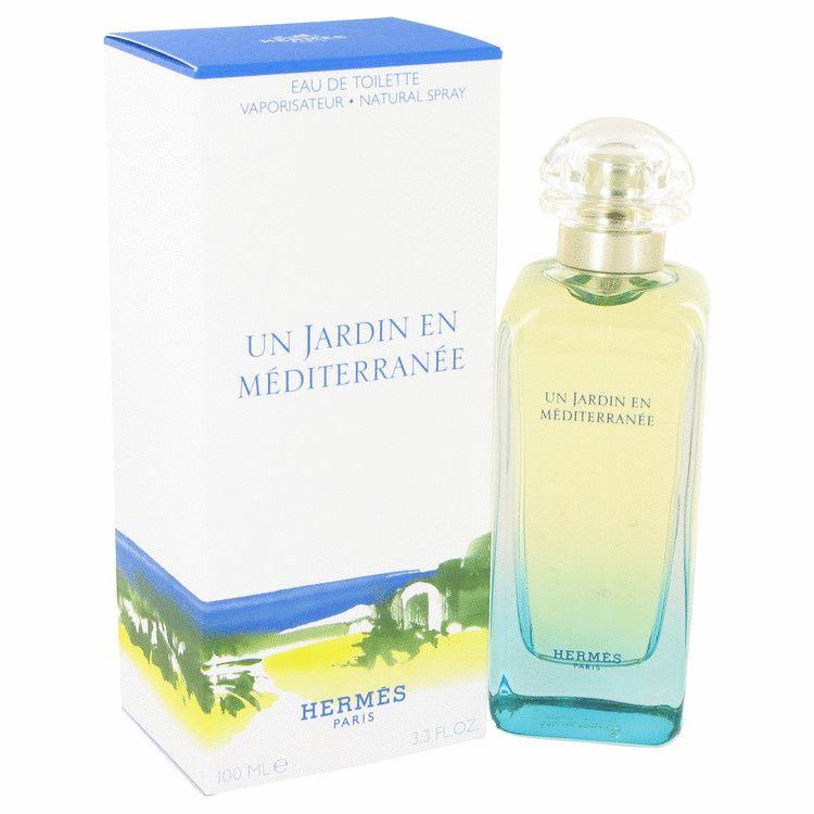 Un Jardin En Mediterranee Eau De Toilette Spray (Unisex) By Hermes 100 ml
