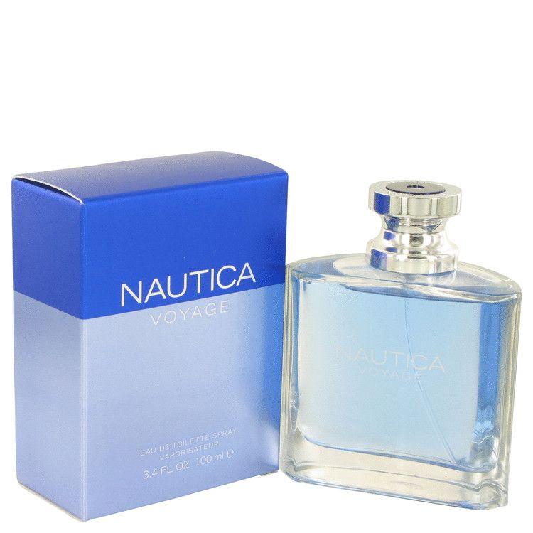 Nautica Voyage Eau De Toilette Spray By Nautica 100 ml