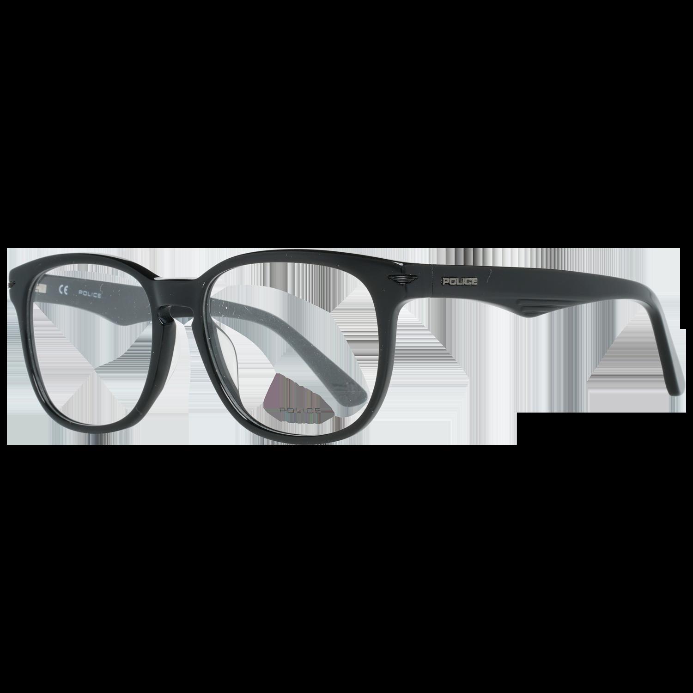 Police Optical Frame VPL392 0700 52 Men Black