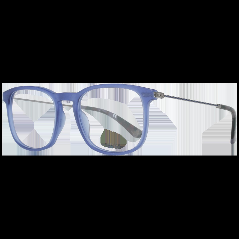Police Optical Frame VPL562N 955M 51 Men Blue