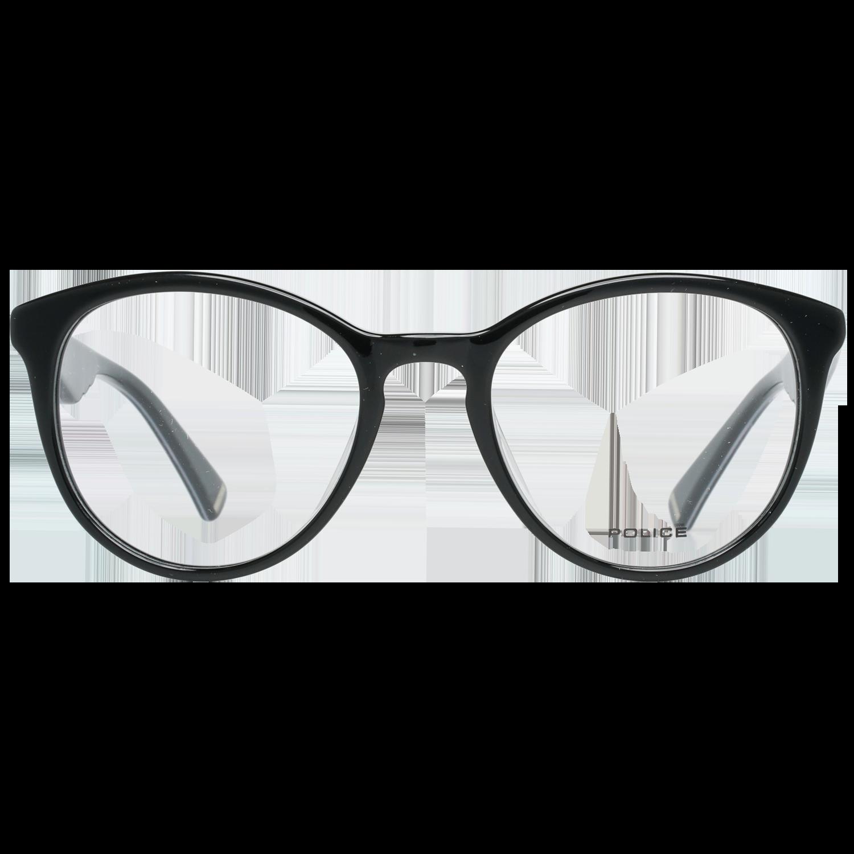 Police Optical Frame VPL764 0700 50 Women Black