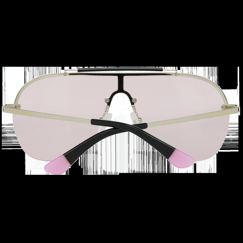 Victoria's Secret Sunglasses VS0012 28T 00 Women Gold