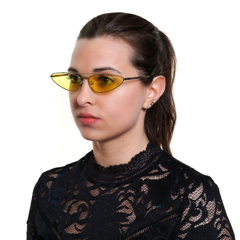 Victoria's Secret Sunglasses VS0019 28G 66 Women Gold