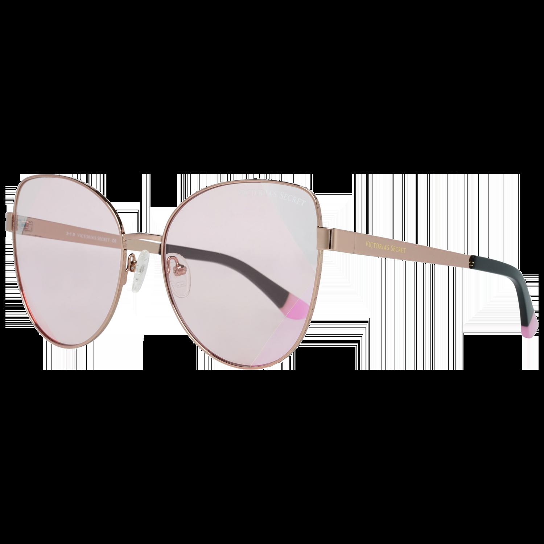 Victoria's Secret Sunglasses VS0020 28Z 58 Women Gold