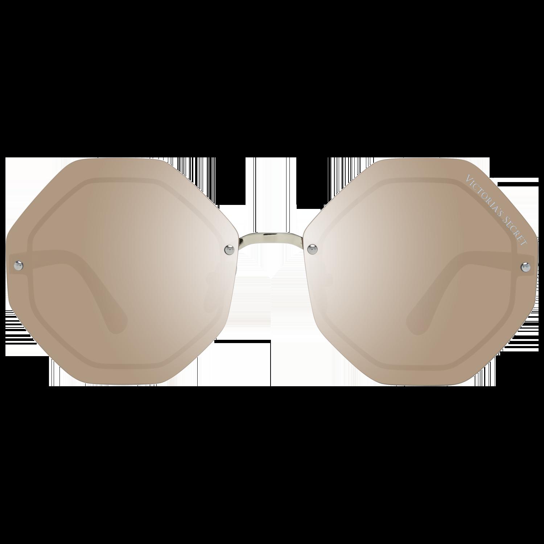 Victoria's Secret Sunglasses VS0024 28G 61 Women Brown