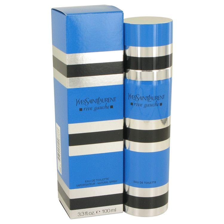 Rive Gauche Eau De Toilette Spray By Yves Saint Laurent 100 ml