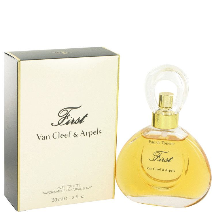 First Eau De Toilette Spray By Van Cleef & Arpels 60 ml