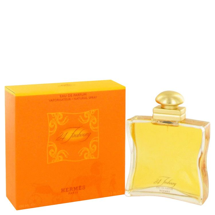 24 Faubourg Eau De Parfum Spray By Hermes 100 ml