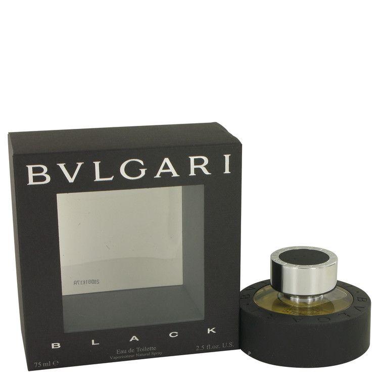 Bvlgari Black Eau De Toilette Spray (Unisex) By Bvlgari 75 ml