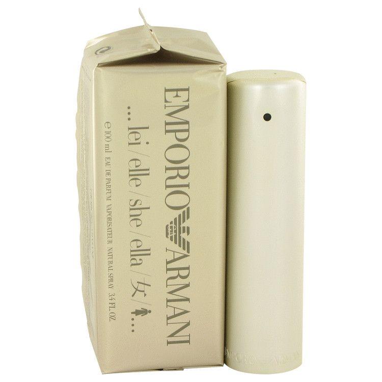 Emporio Armani Eau De Parfum Spray By Giorgio Armani 100 ml