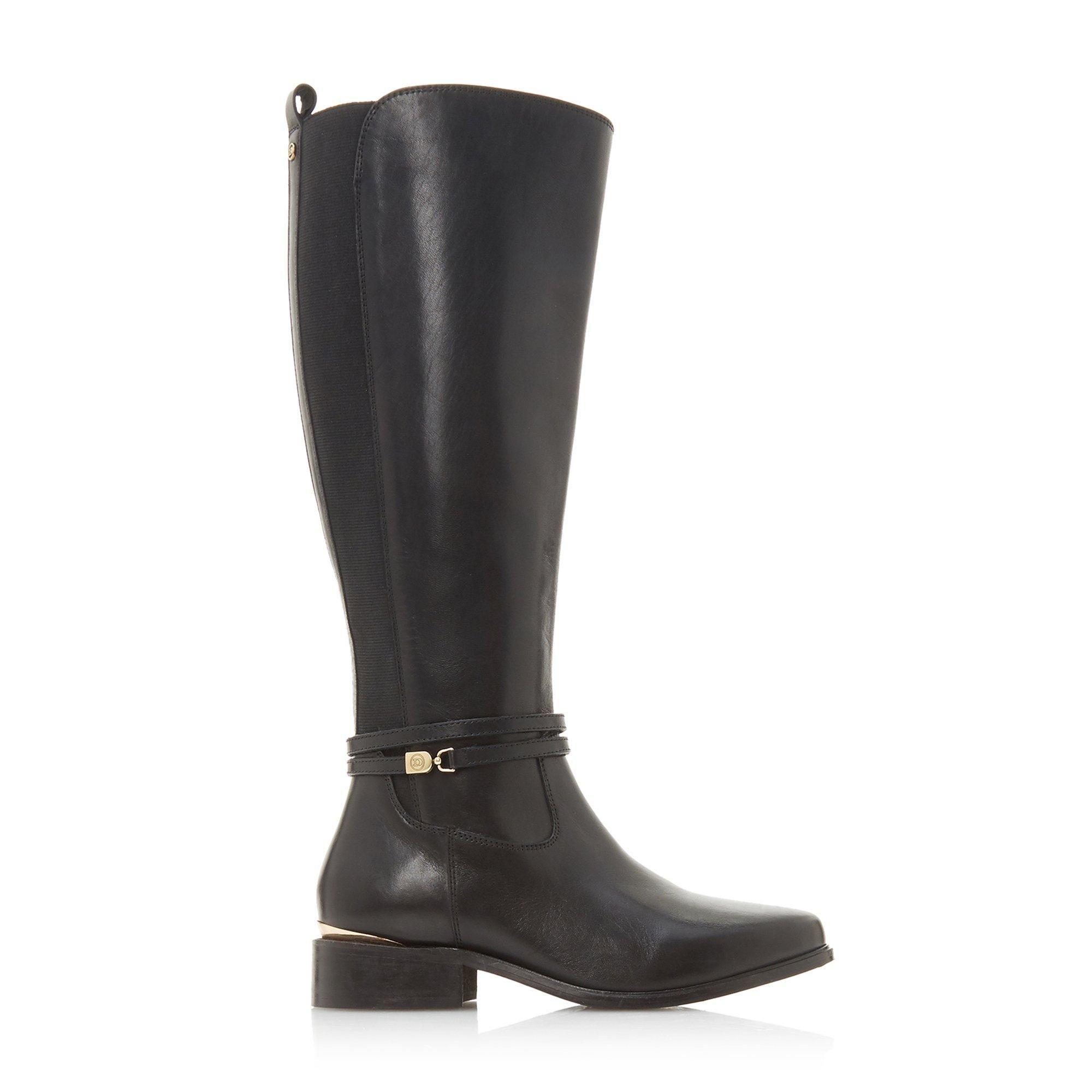Dune Ladies WF TRAVISS Wide Fit Knee High Boots