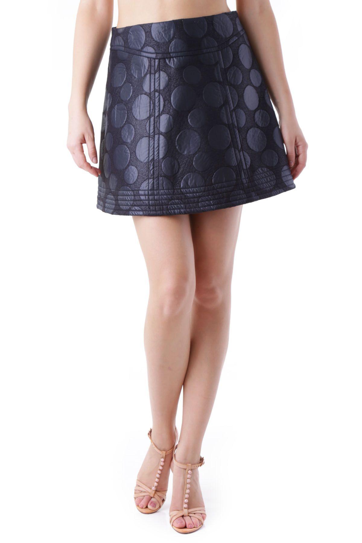 Olivia Hops Women's Skirt In Blue