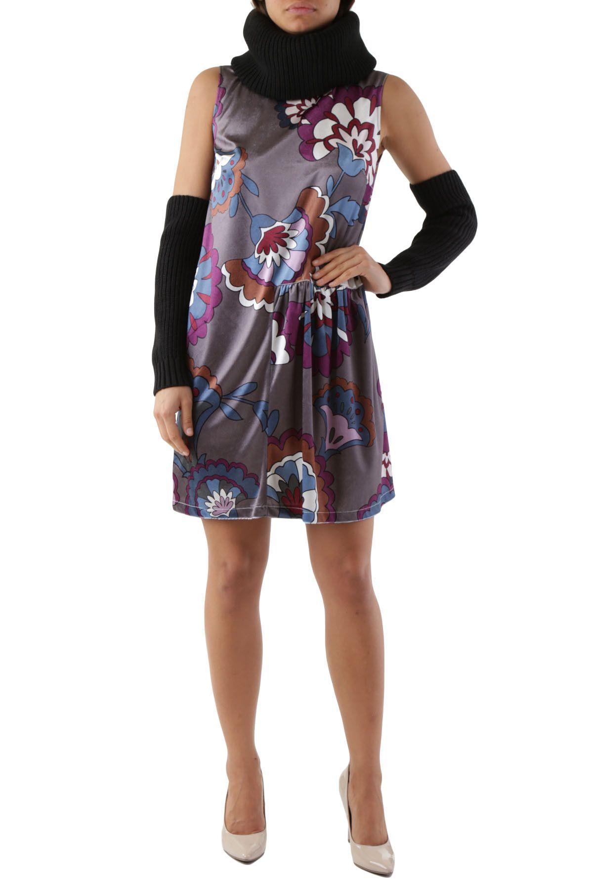 Olivia Hops Women's Dress In Grey