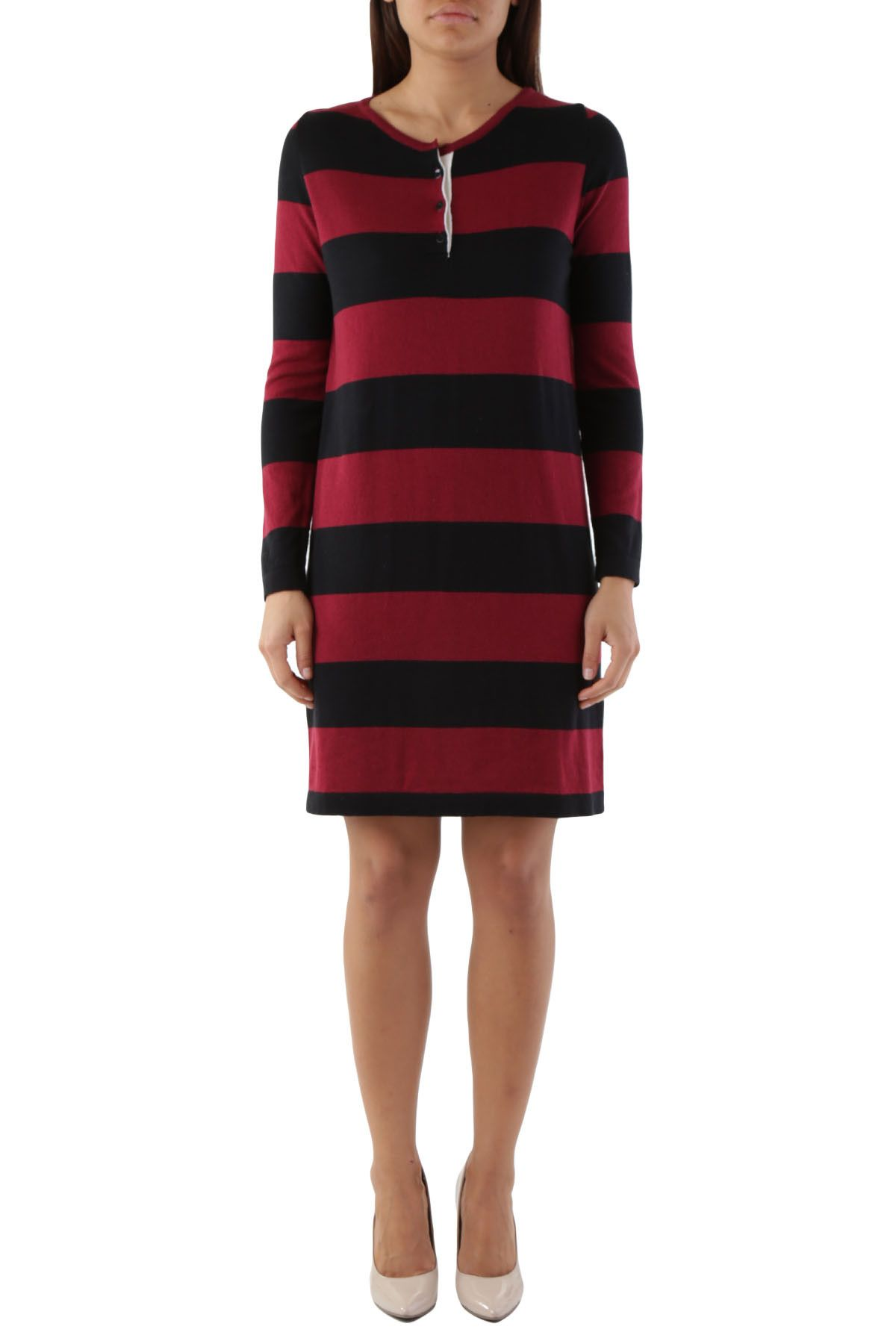 Olivia Hops Women's Dress In Red