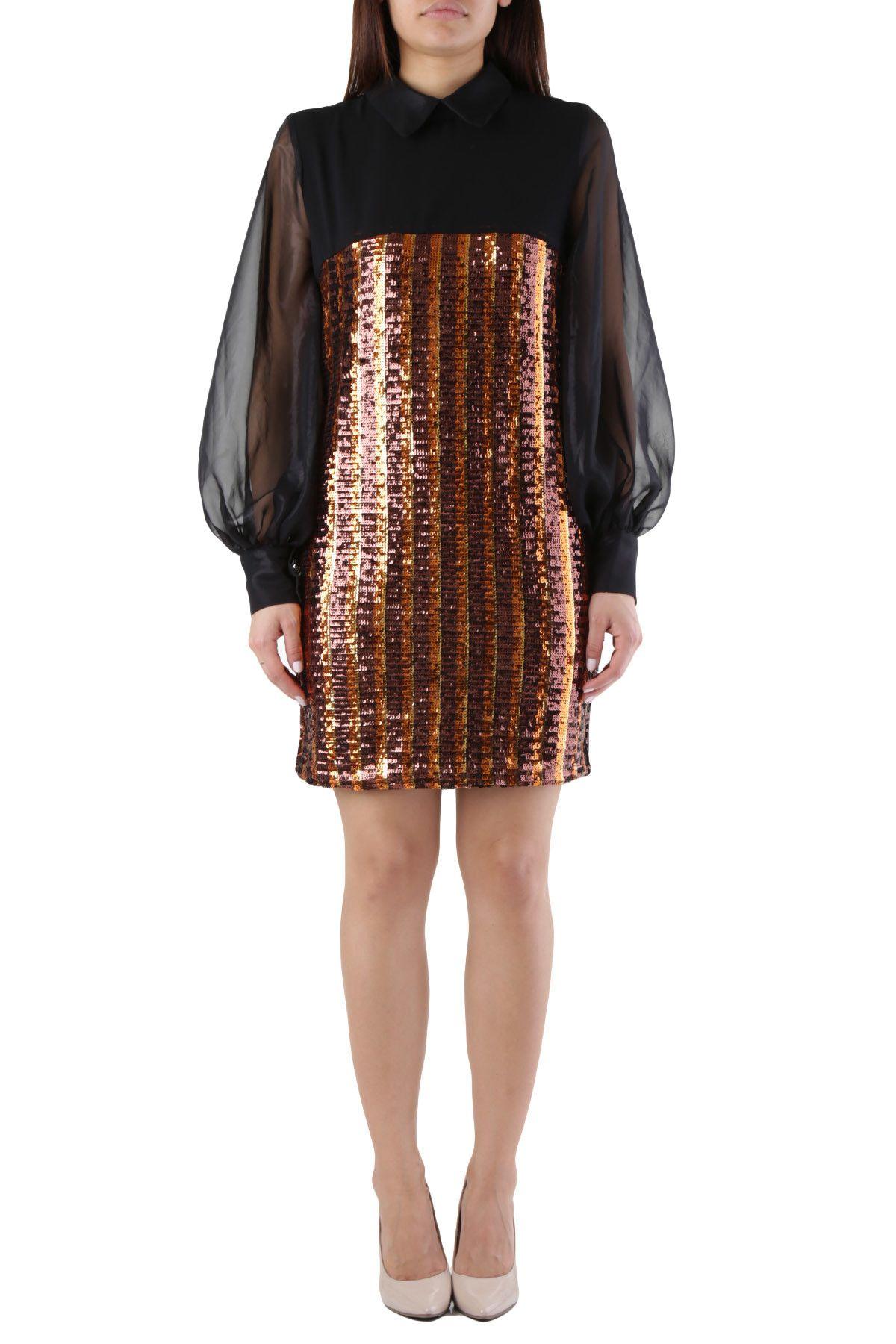 Olivia Hops Women's Dress In Black