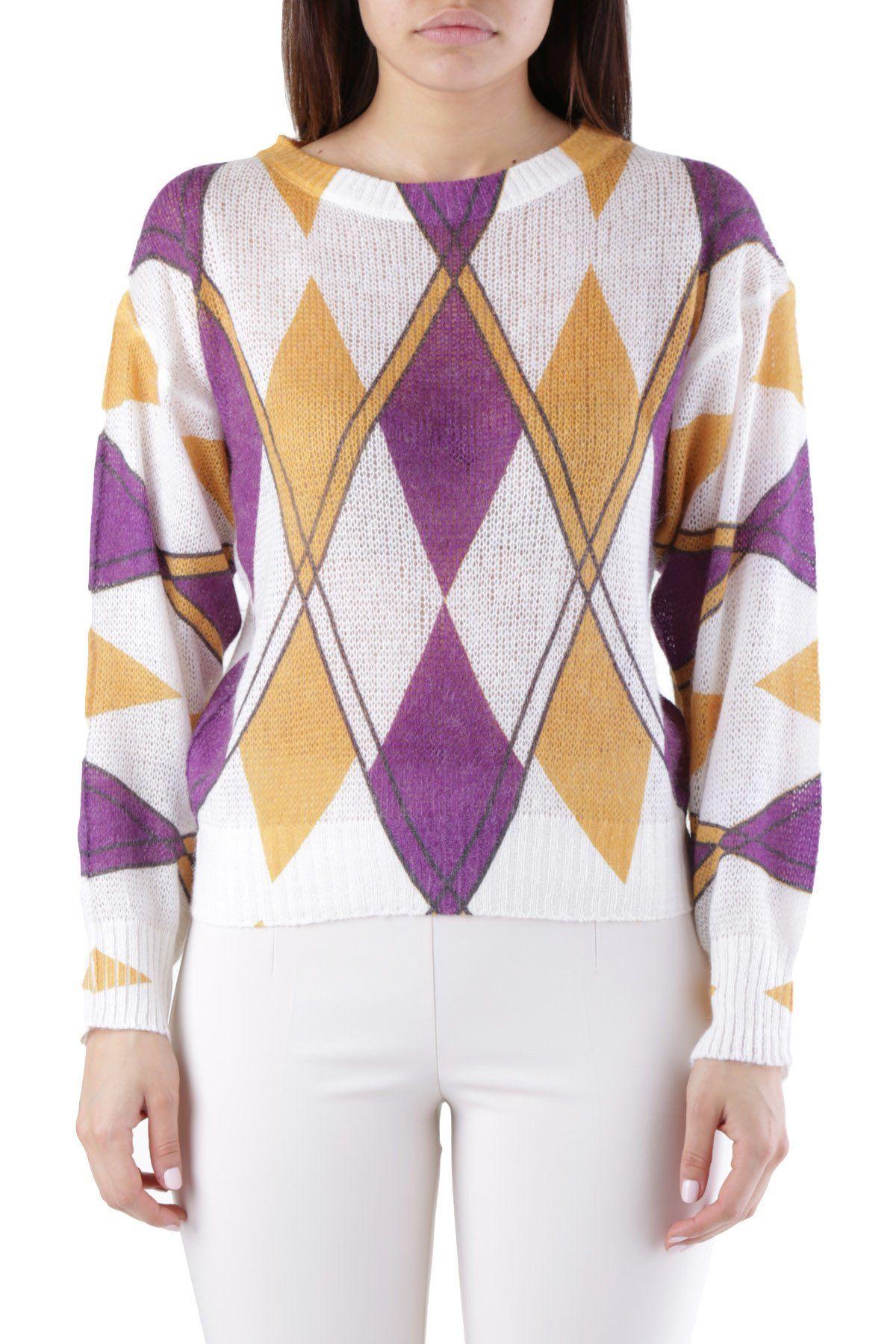 Olivia Hops Women's Knitwear In Multicolor