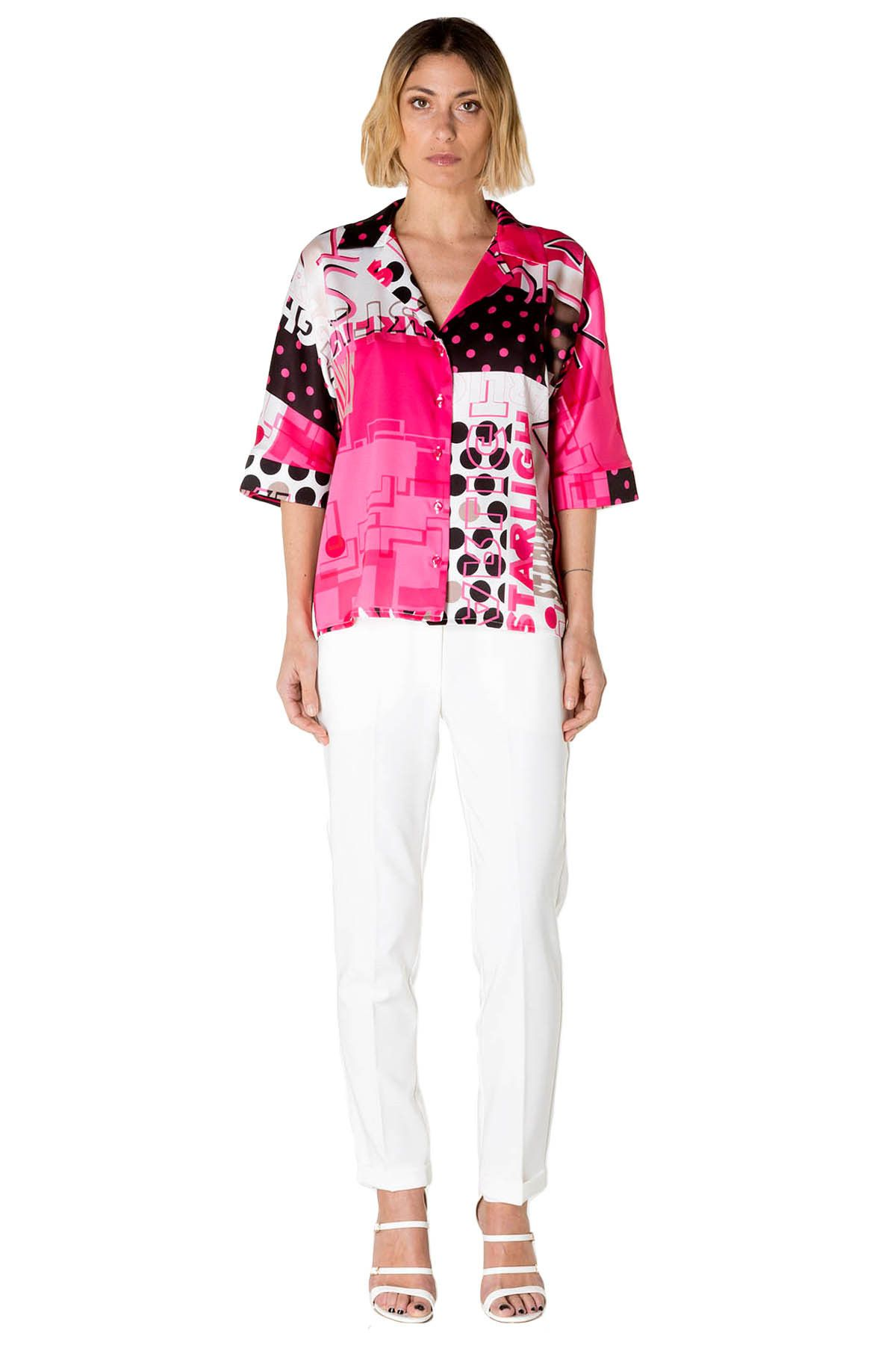 Olivia Hops Women's Shirt In Multicolor