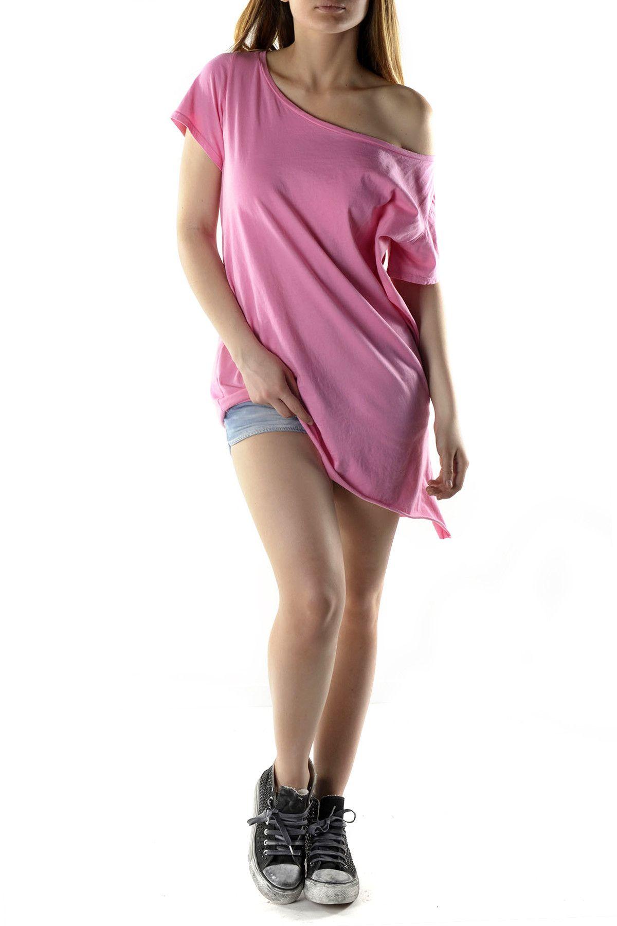 525 Women's T-Shirt In Pink