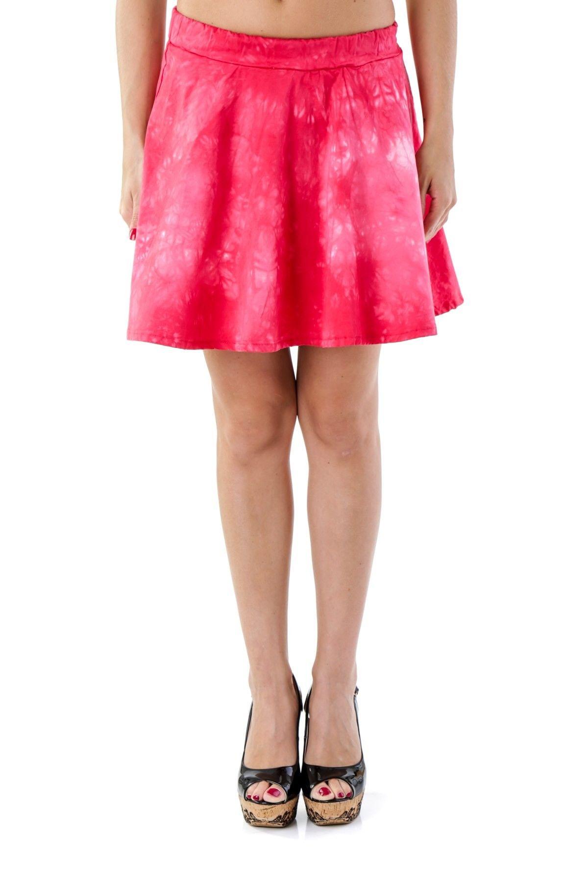 525 Women's Skirt In Red
