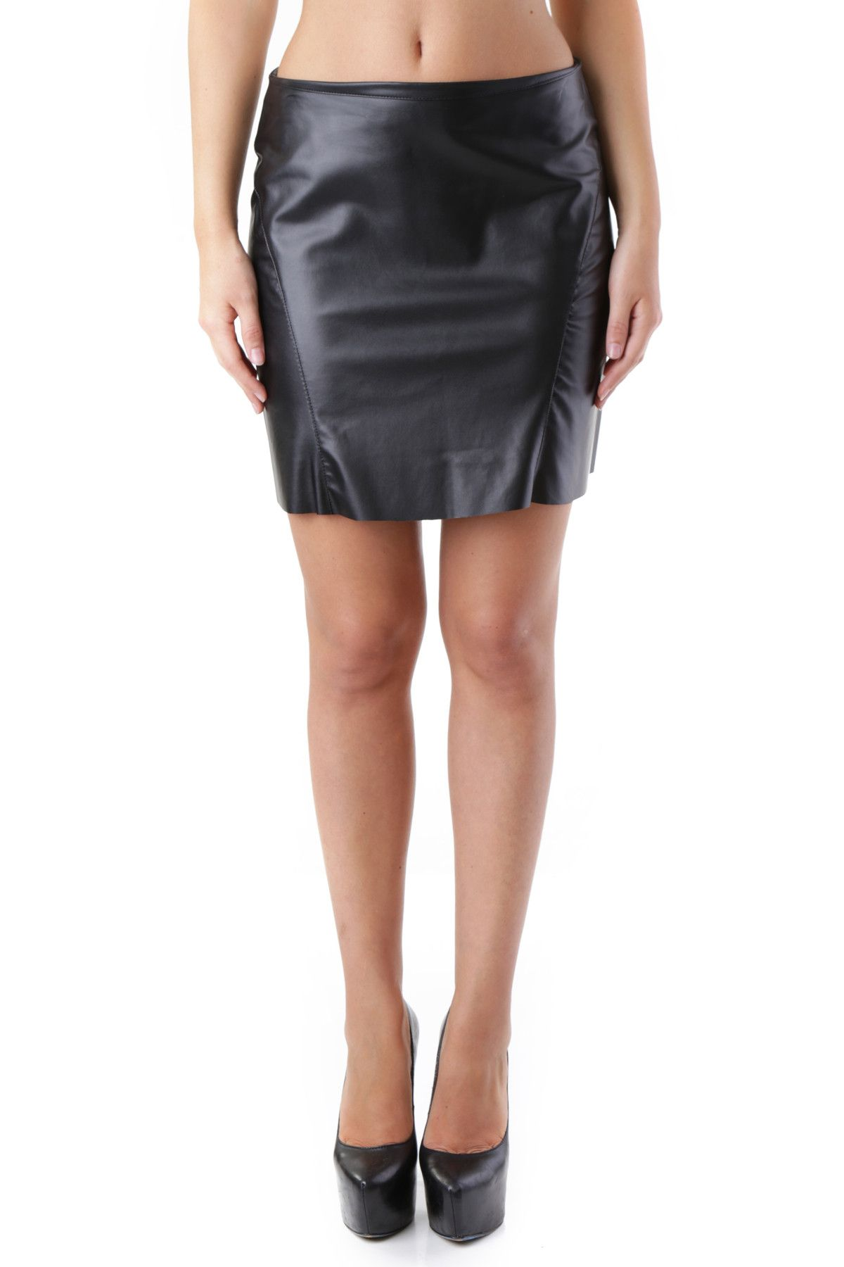 525 Women's Skirt In Black