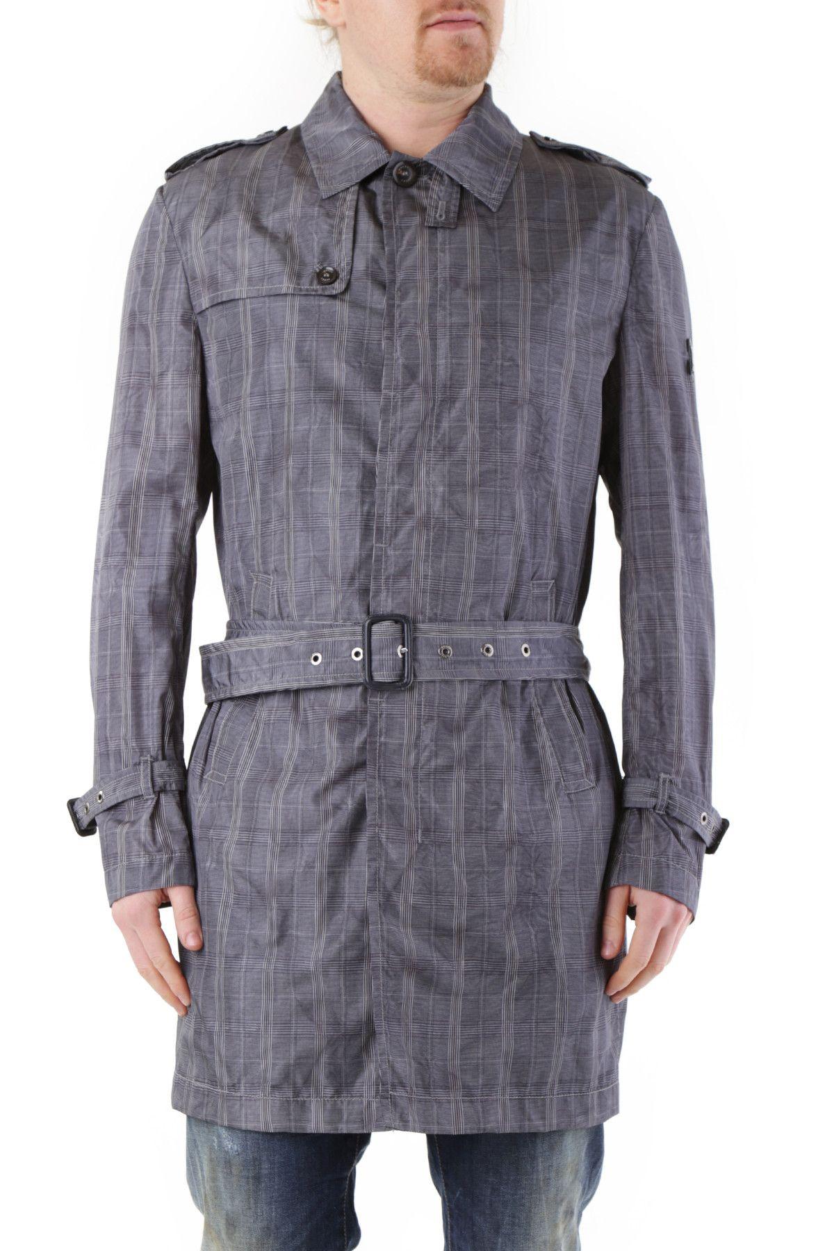 Husky Men's Jacket In Grey