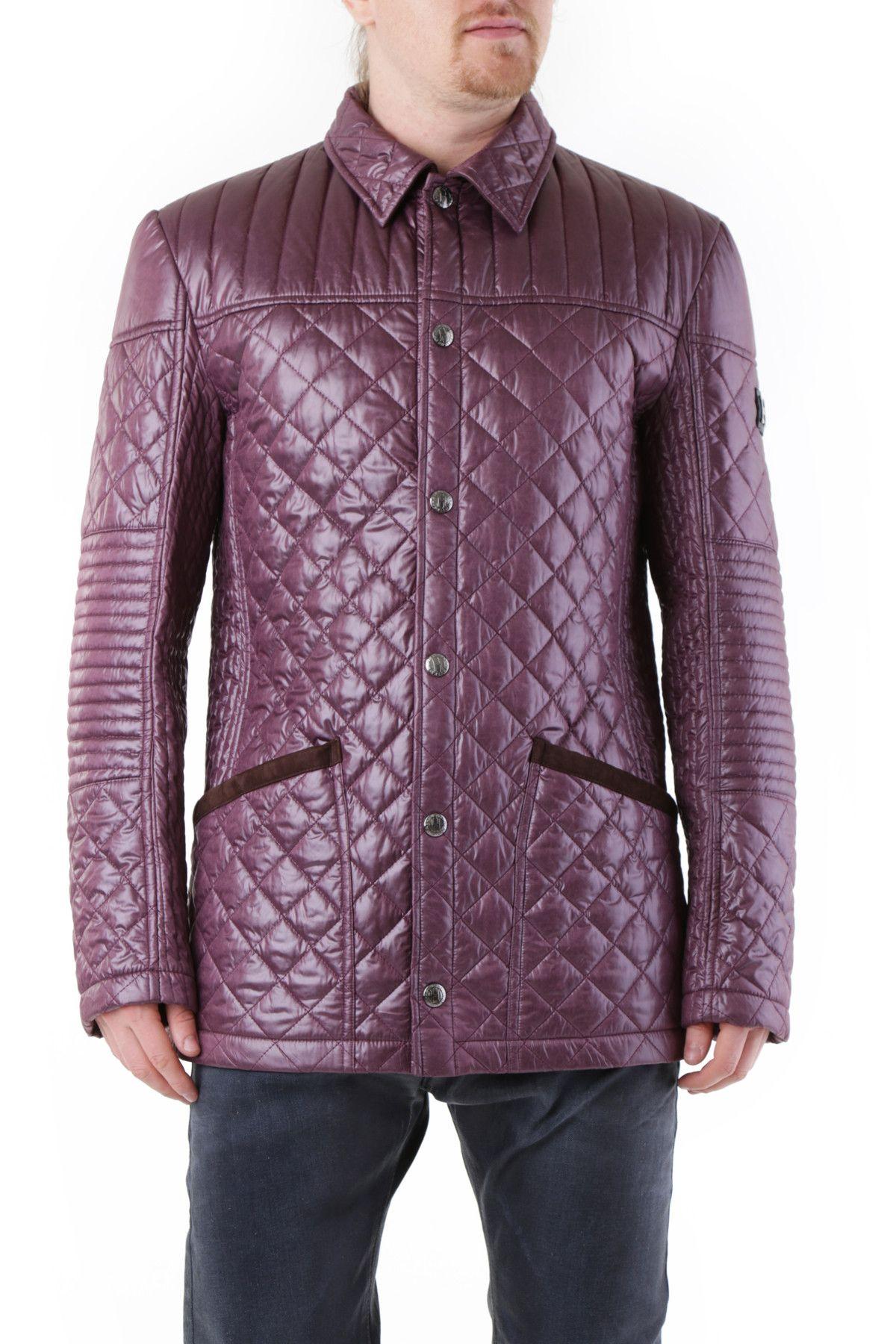 Husky Men's Jacket In Purple