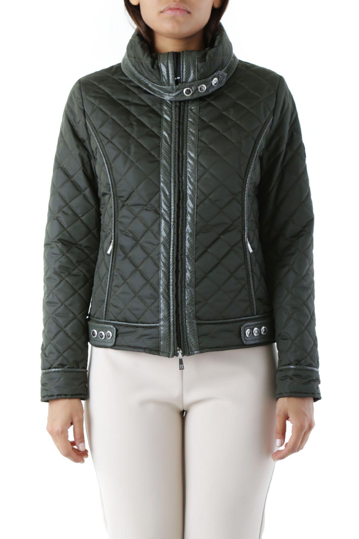 Husky Women's Jacket In Green