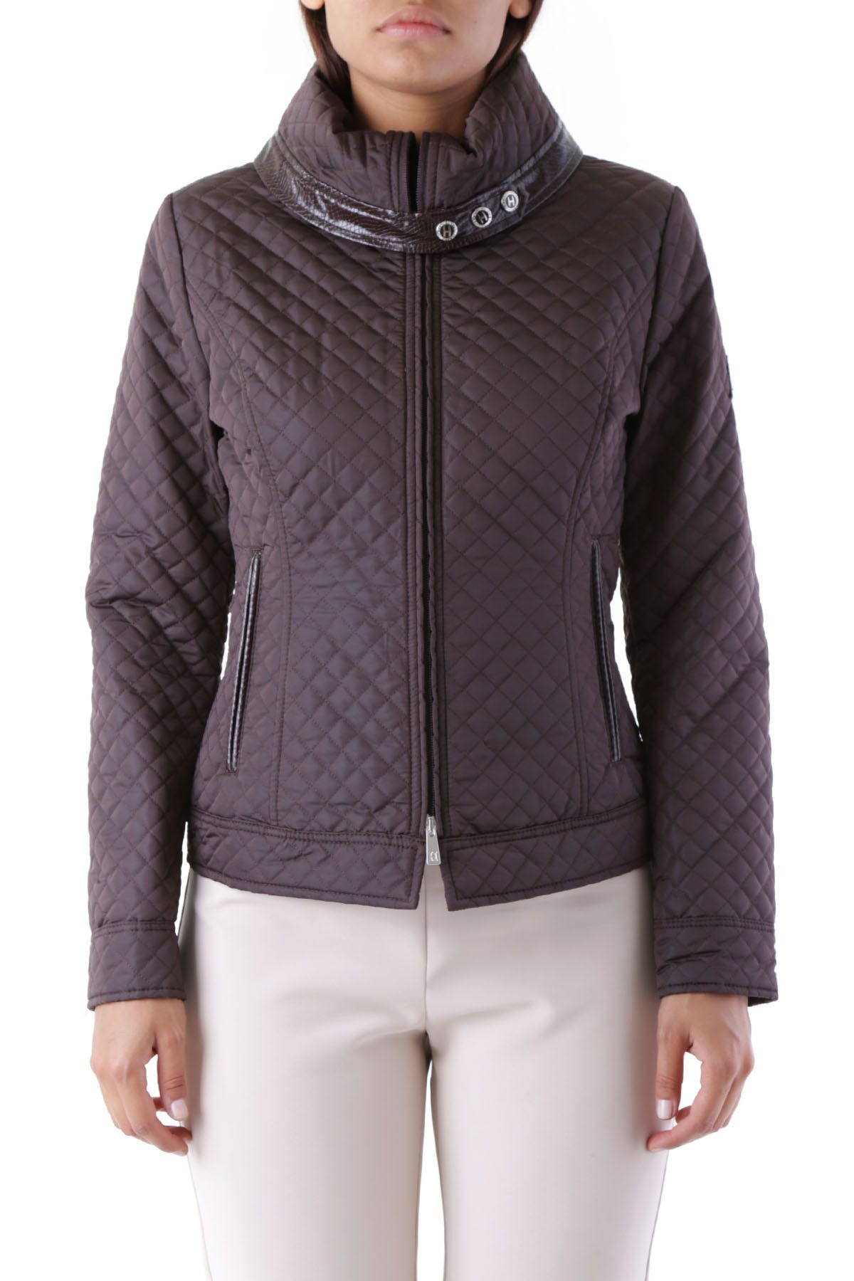 Husky Women's Jacket In Brown