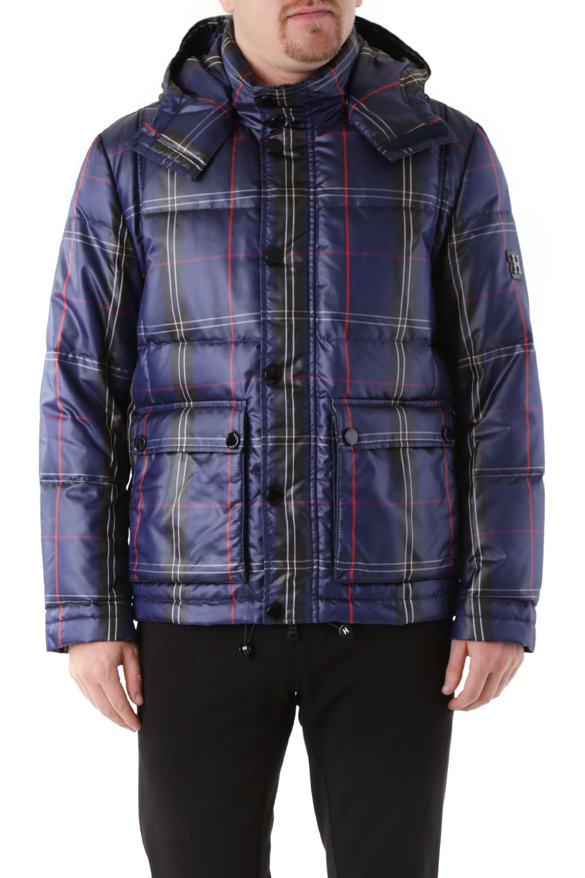 Husky Men's Jacket In Blue