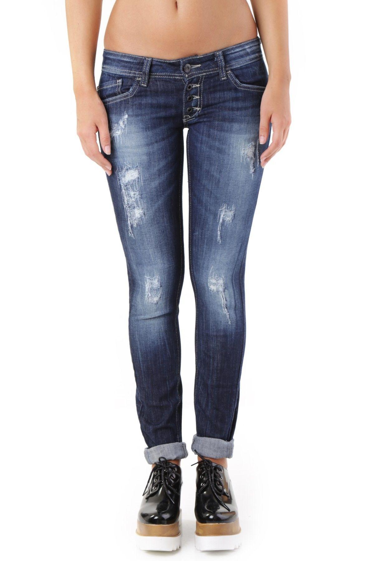 525 Women's Jeans In Blue
