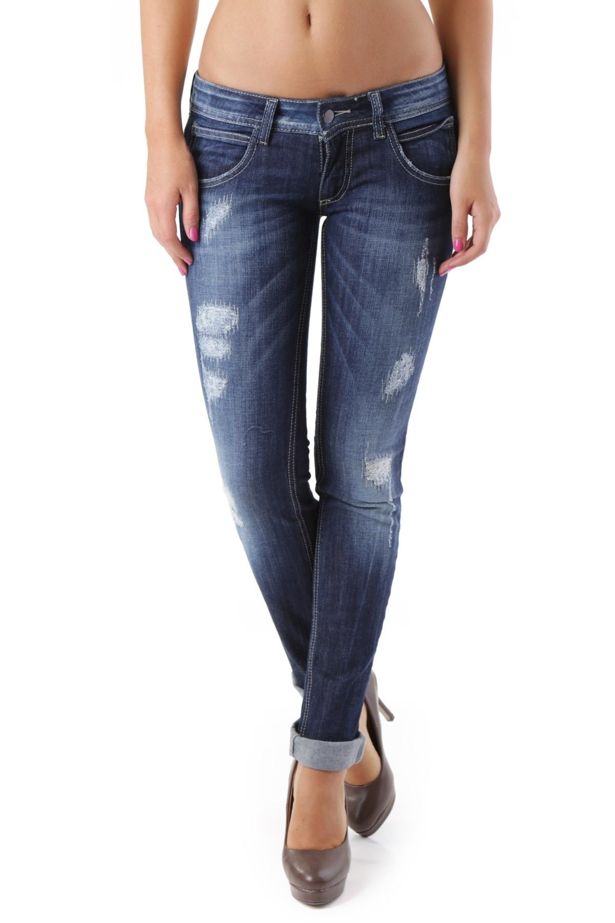 525 Women's Jeans In Blue