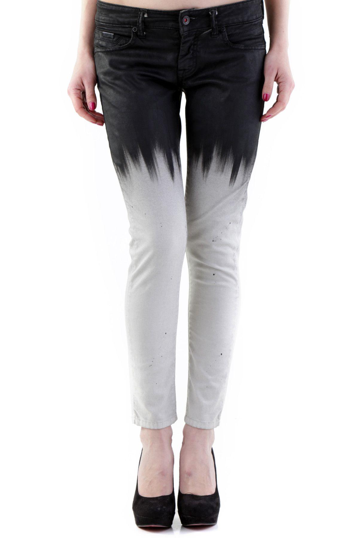 Bray Steve Alan Women's Jeans In Black