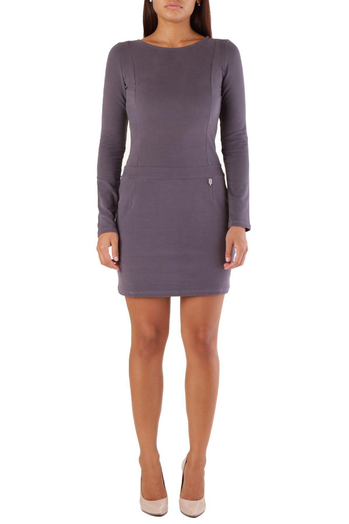 Met Women's Dress In Grey