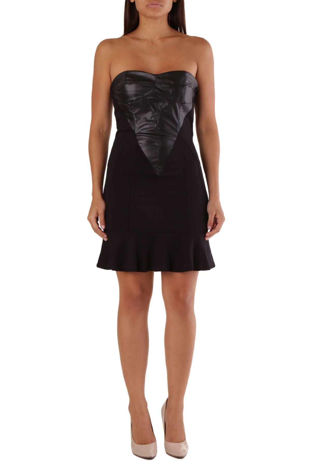 Met Women's Dress In Black