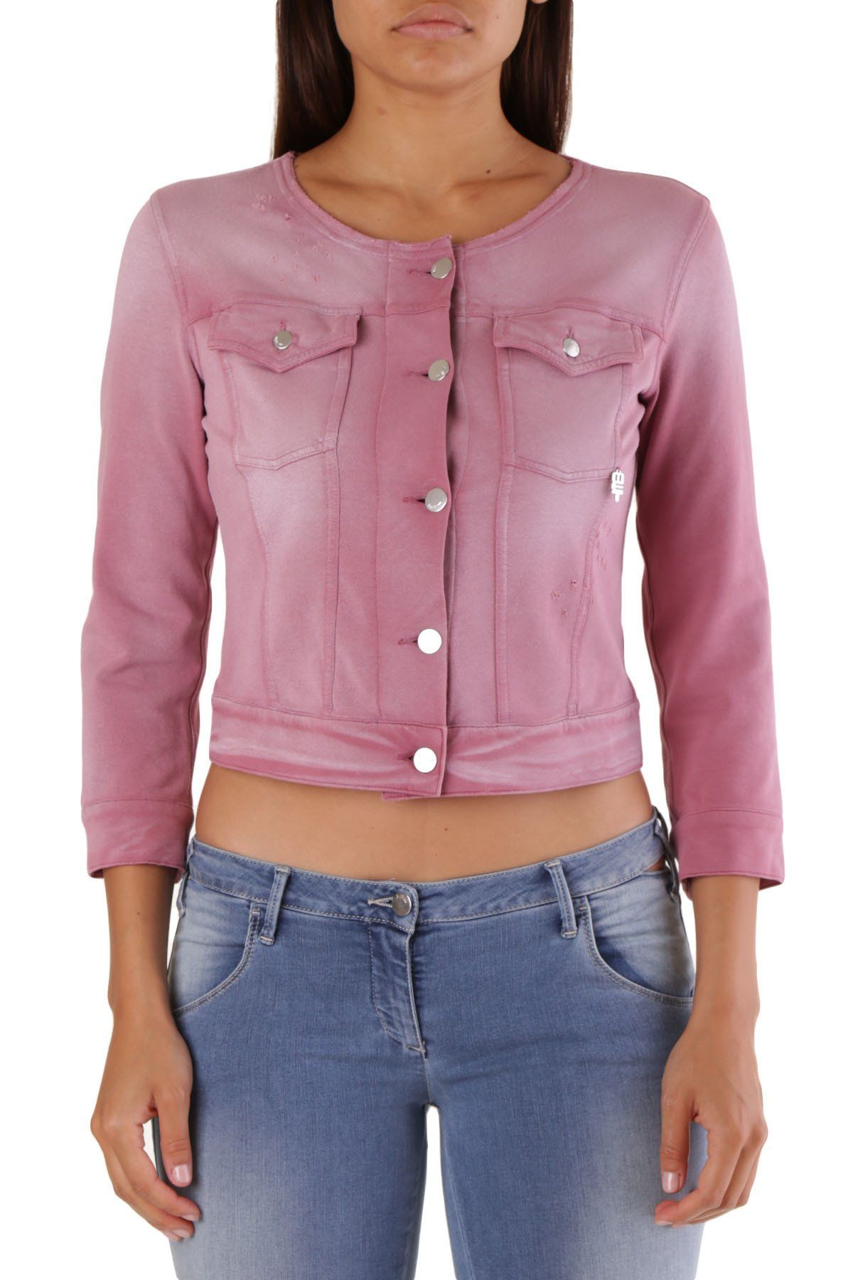Met Women's Blazer In Pink