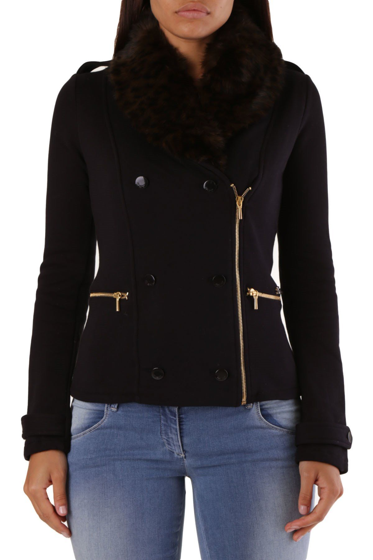 Met Women's Blazer In Black