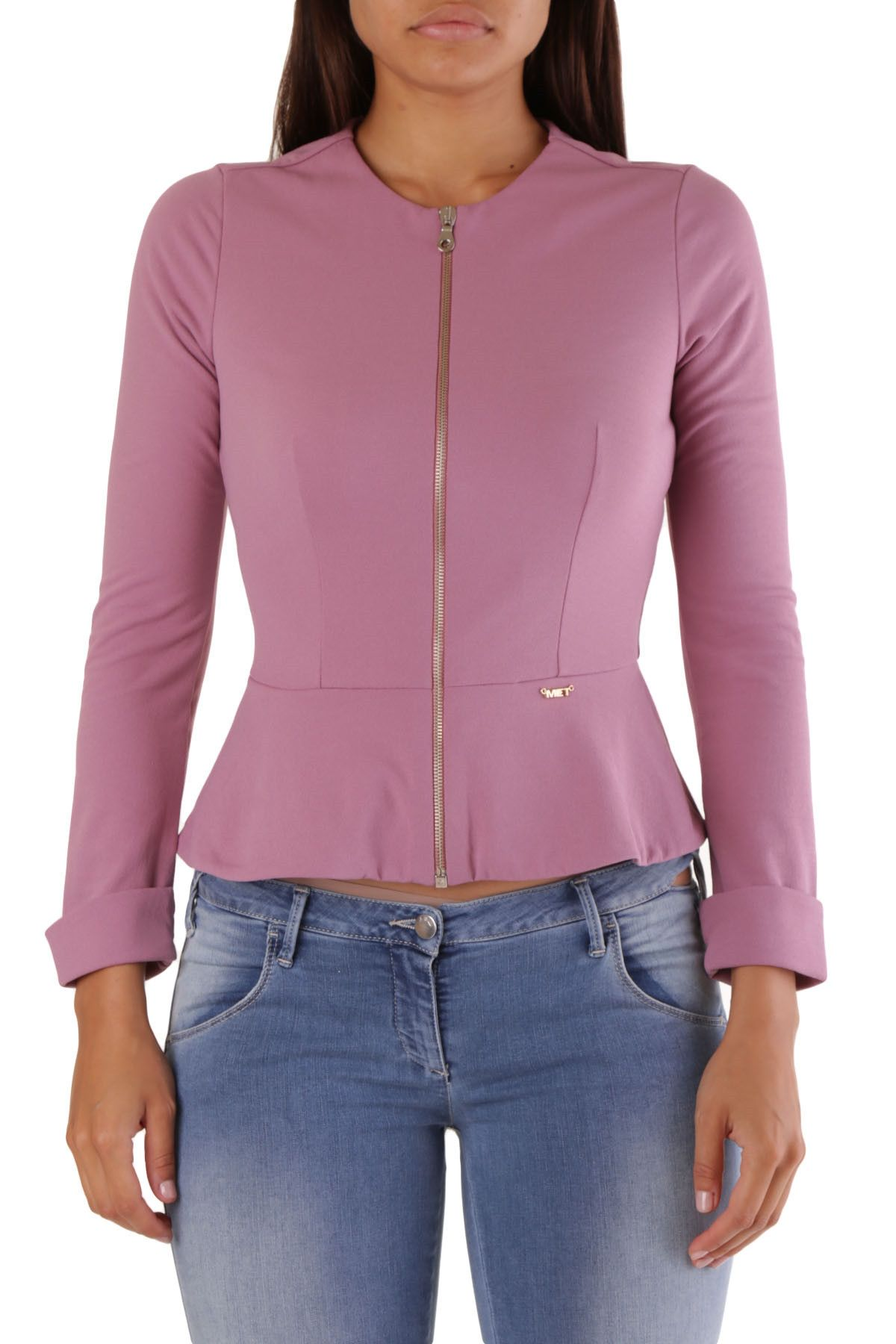 Met Women's Knitwear In Pink