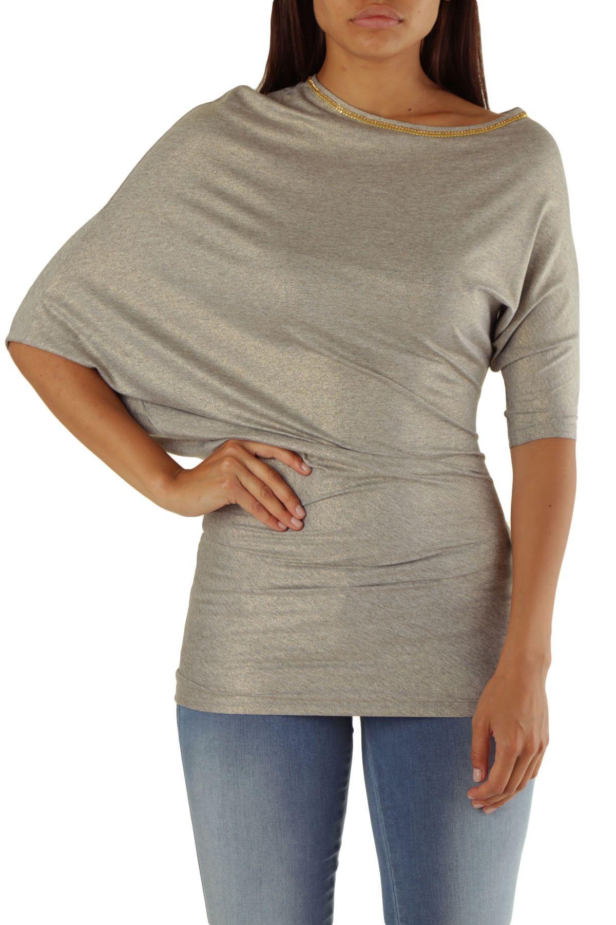 Met Women's Knitwear In Grey