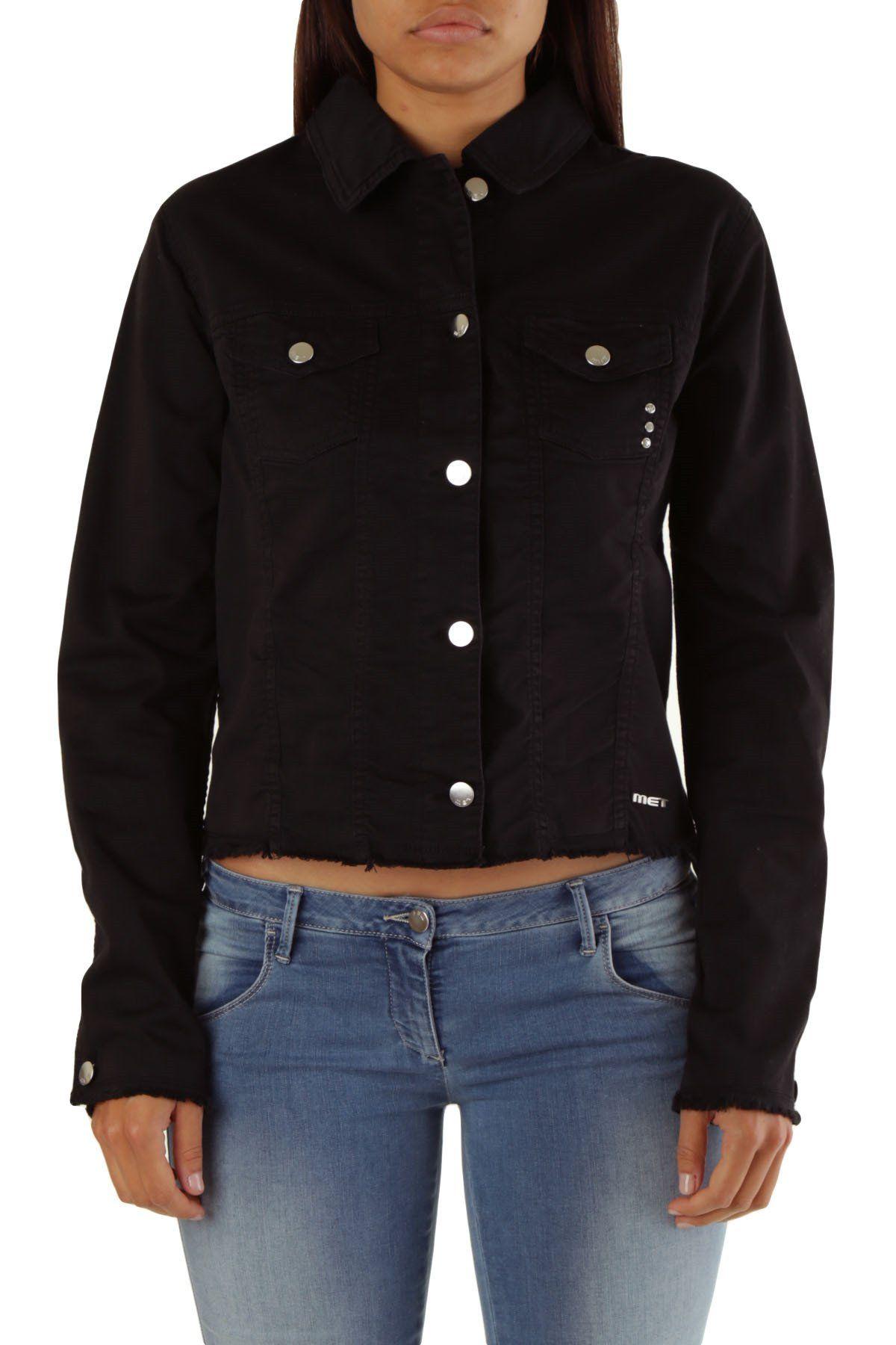 Met Women's Blazer In Black