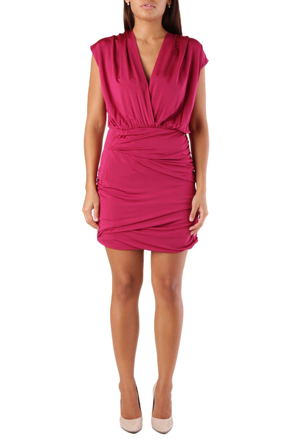 Met Women's Dress In Pink