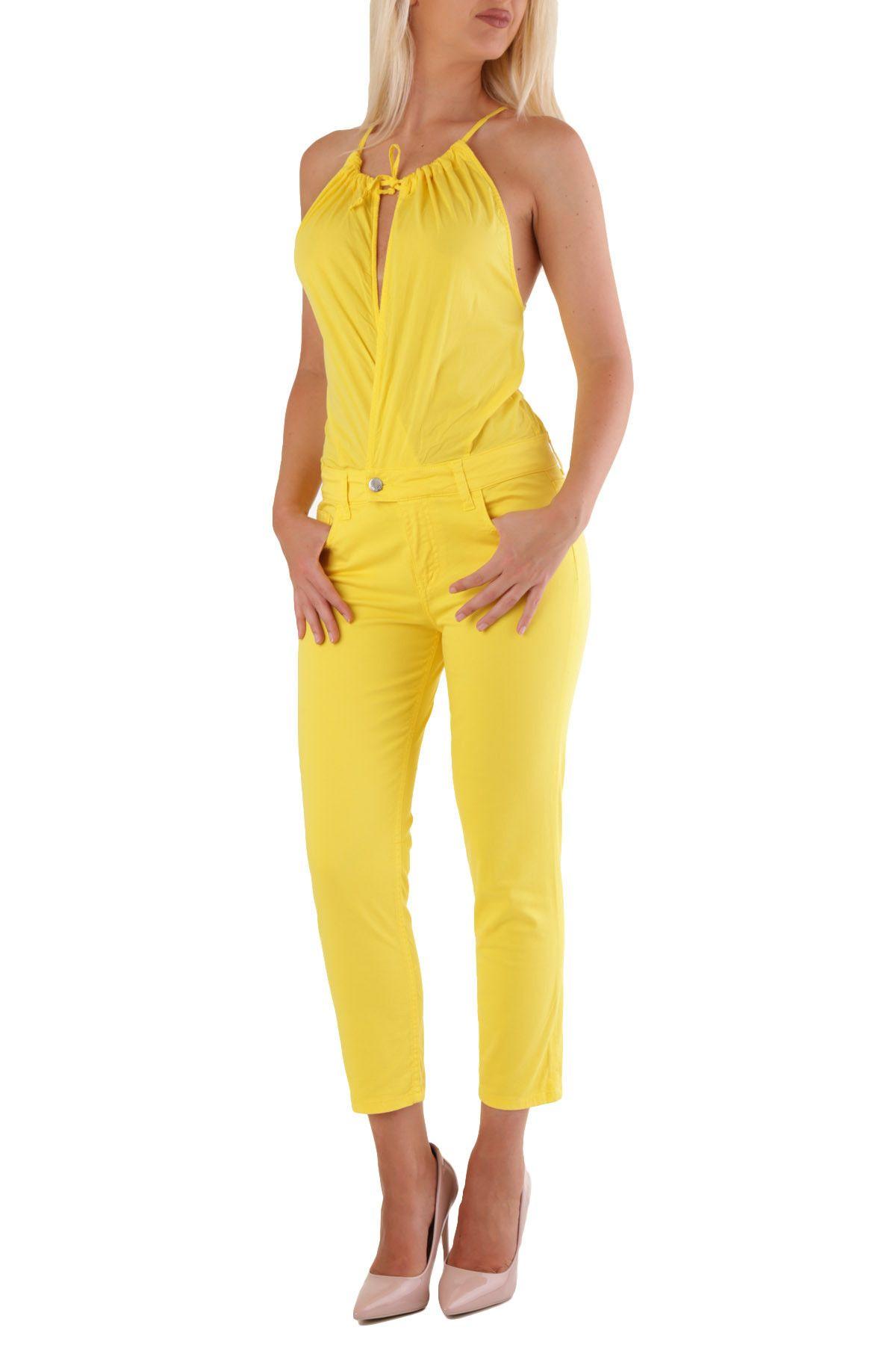 Met Women's  In Yellow
