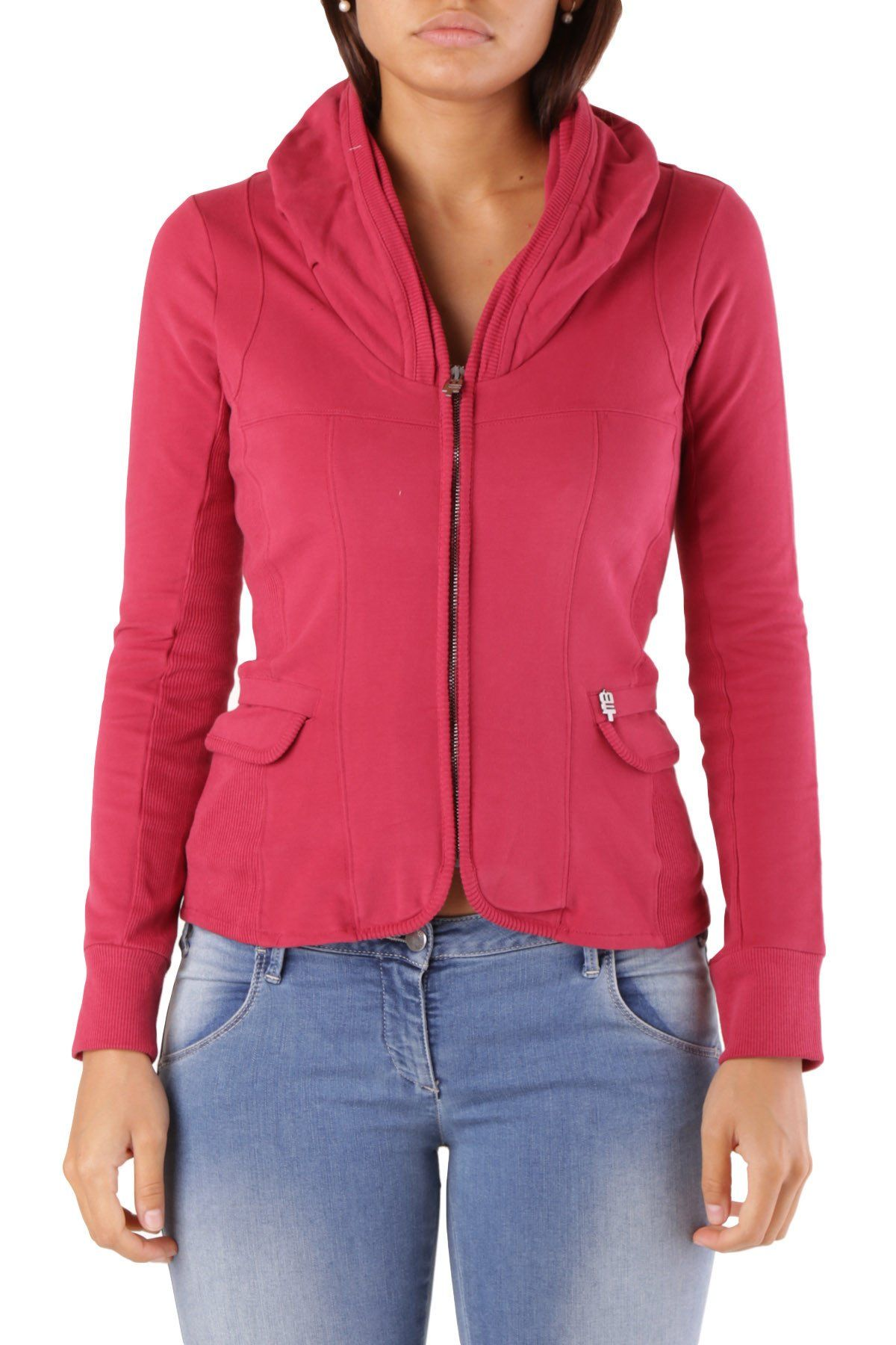 Met Women's Blazer In Red