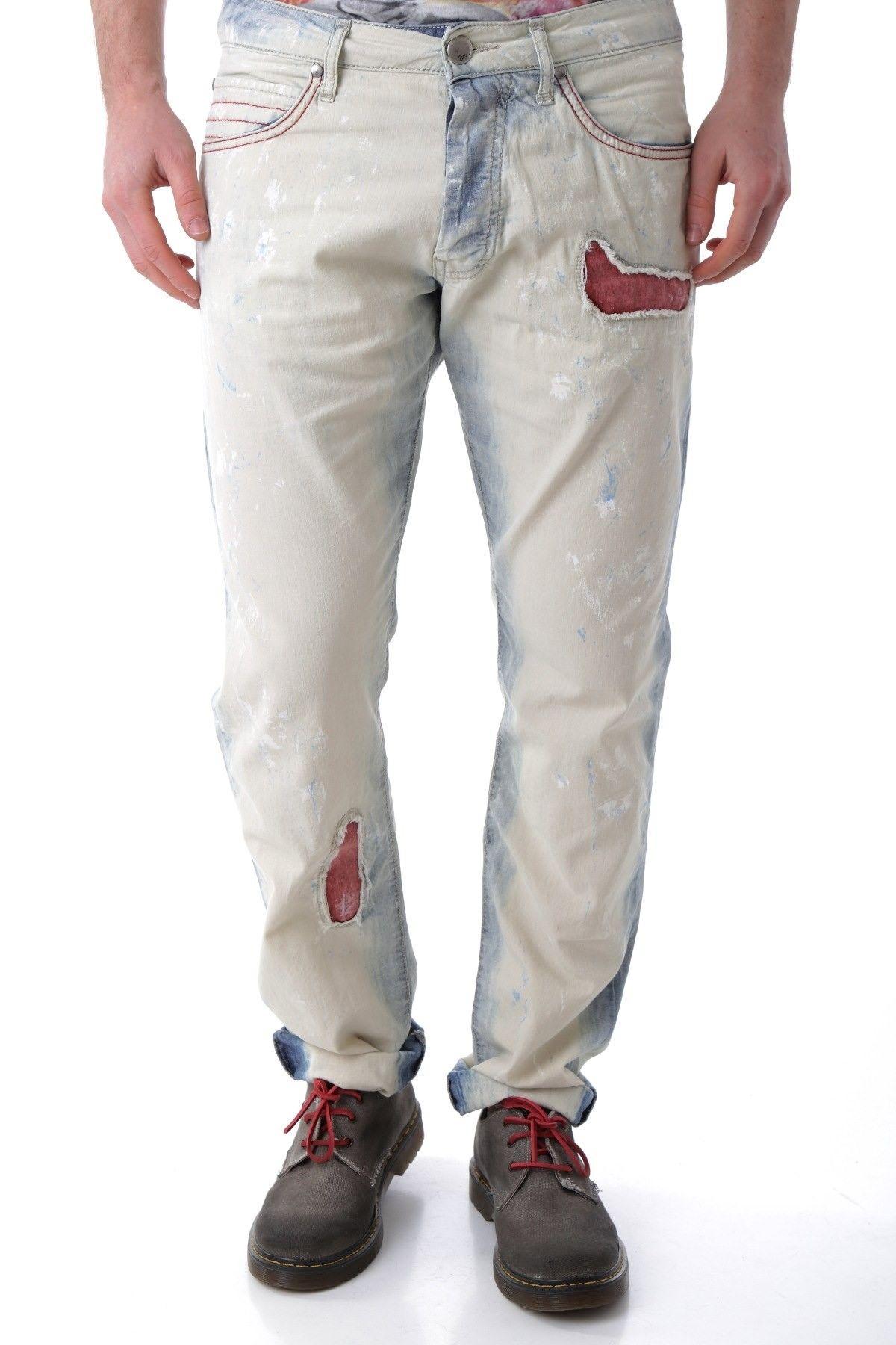 Bray Steve Alan Men's Jeans In Blue