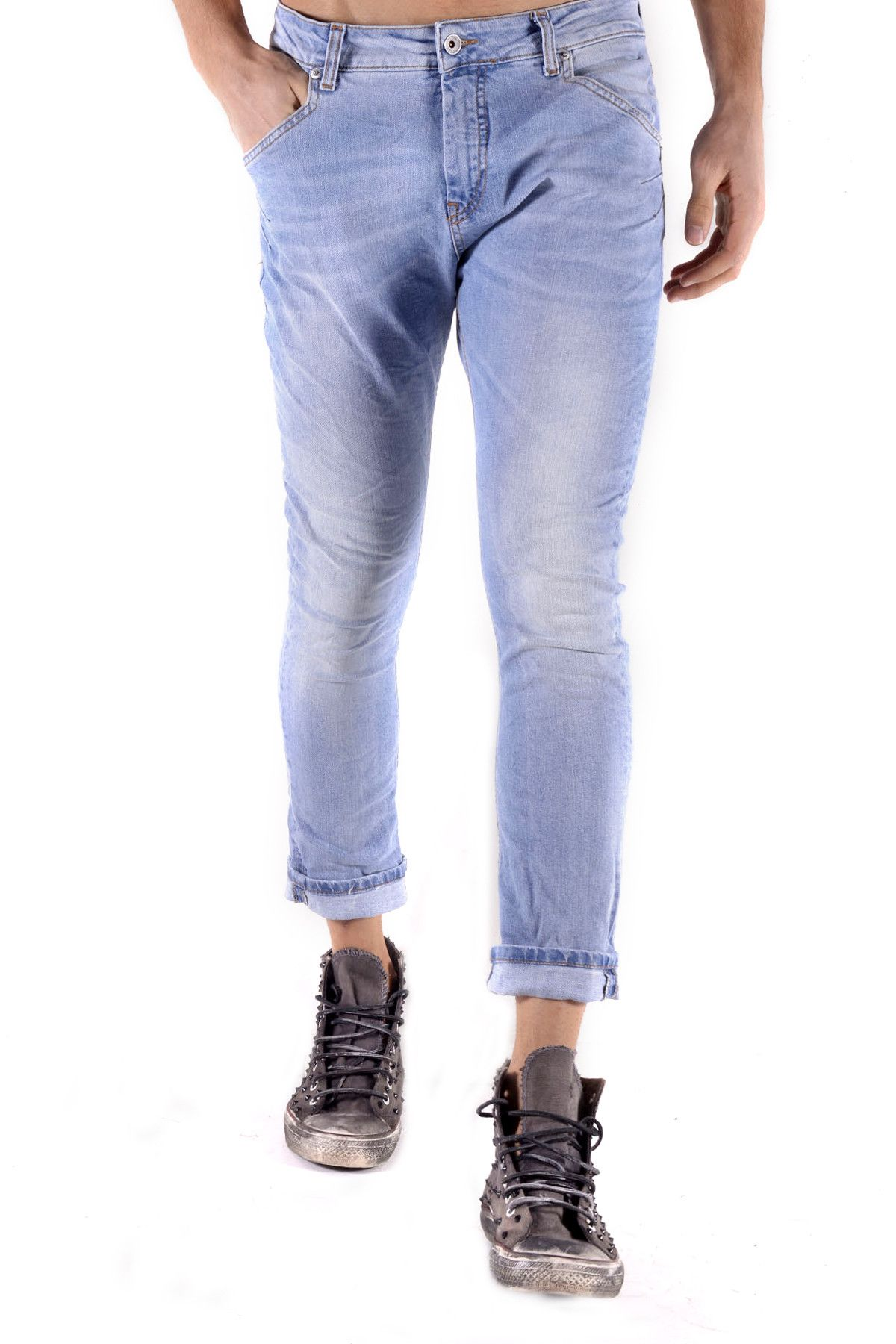 525 Men's Jeans In Light Blue