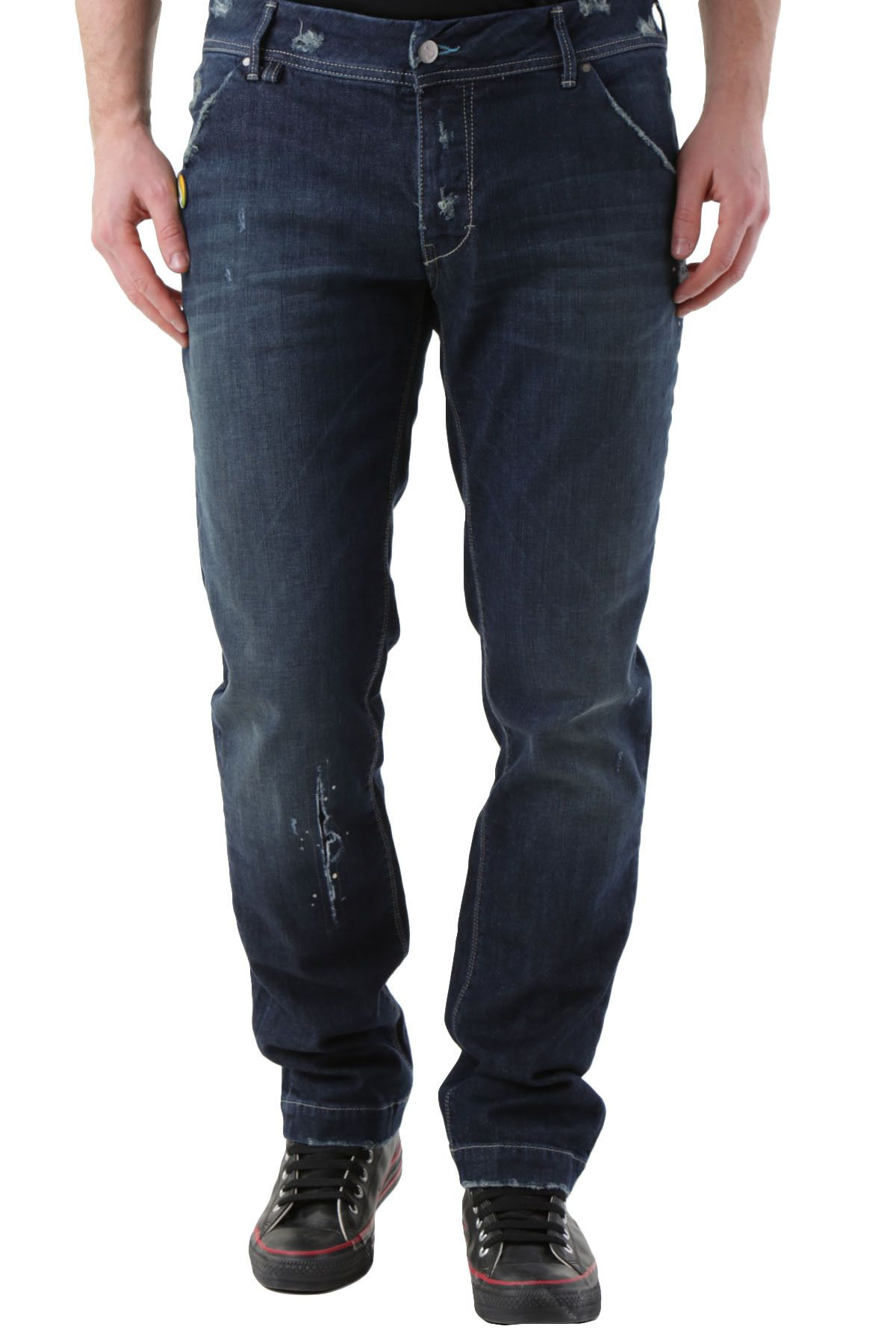 Jcolor Men's Jeans In Blue