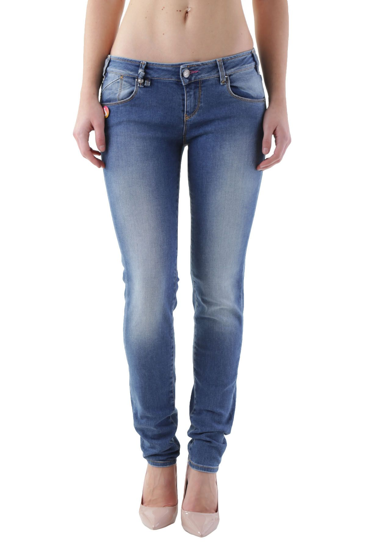 Jcolor Women's Jeans In Blue
