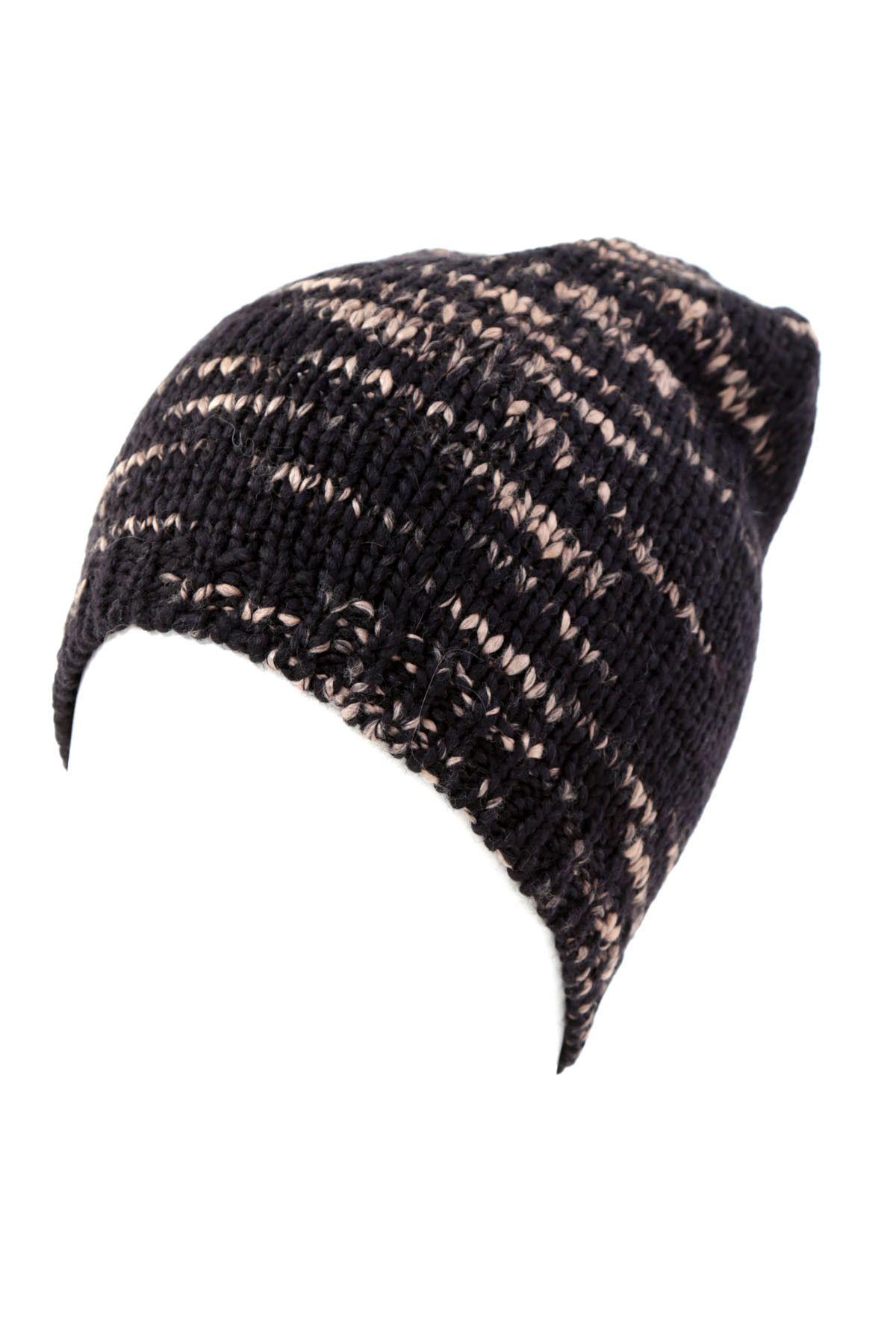 Ermanno Scervino Women's Cap In Black
